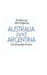 Australia and Argentina