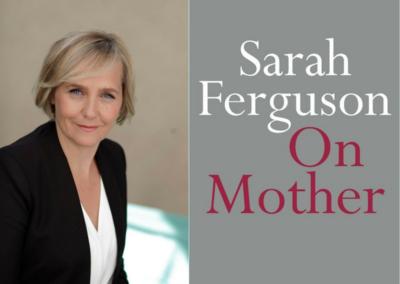 Sarah Ferguson in conversation with Virginia Trioli