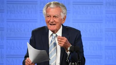 Terror makes current situation more dangerous than Cold War: Hawke