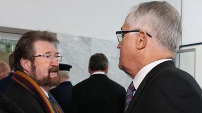 Derryn Hinch's advice for nation's leaders detailed in book on his first year in the Senate