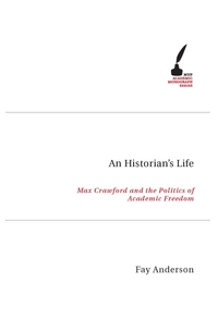 An Historian's Life