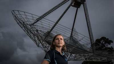 Lisa Harvey-Smith: the unorthodox rise of a top Australian astronomer