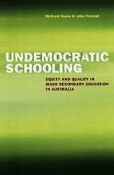 Undemocratic Schooling
