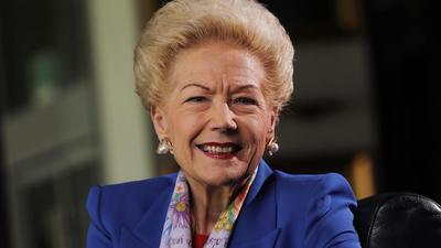 How Susan Alberti helped save the Western Bulldogs from extinction and turn the club into a success
